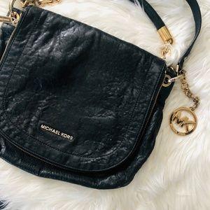 Michael Kors | 'Stanthorpe' Black Crossbody Bag